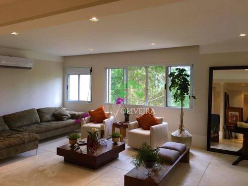 Villagio Panamby - Apartamento Luxo - Ap1331