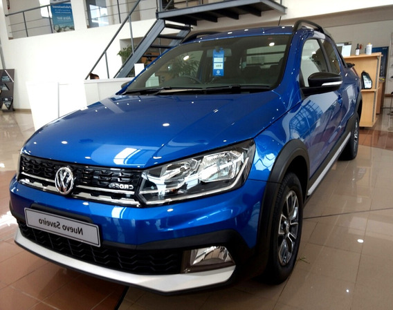 Saveiro Cross 0km Volkswagen Highline 2019 Full My18 Vw