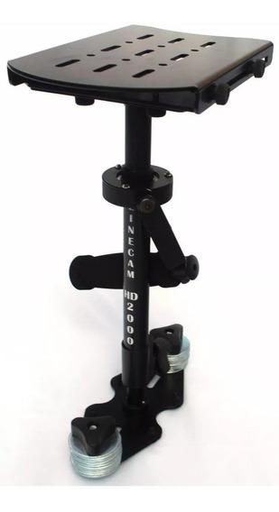 Steadicam Hd2000 Gtek Estabilizador De Câmera Suporta 3.5kg