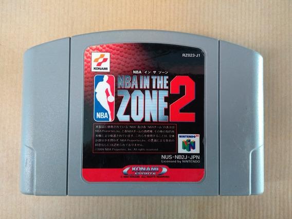 Nba In The Zone Para Nintendo 64.
