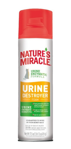 Nature Miracle Destructor De Orin - Unidad a $50000
