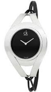 Reloj Calvin Klein Sophistication Swiss Lady K1b23102 Acero Nuevos Garantía Oficial 24 Meses