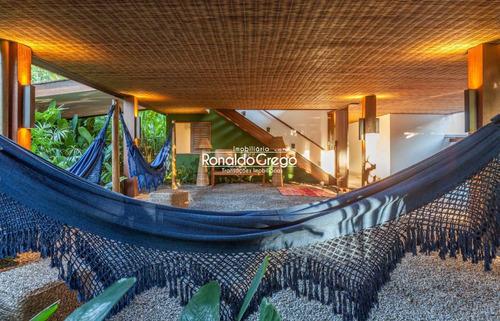 Casa Com 8 Dorms, Trancoso, Porto Seguro - R$ 7 Mi, Cod: 2556 - V2556