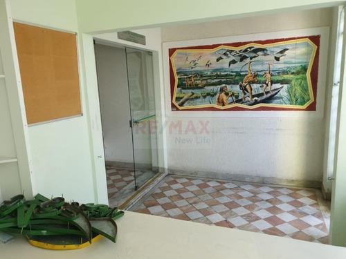 Imagem 1 de 16 de Área Comercial Composta De 8 Salas Em Região Central De Mogi Das Cruzes Ideal Para Escritórios, Clí - Ar0003