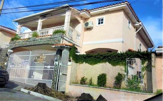 Casa Venta Fuente Del Fresno 19-3033hel* Altos De Panama