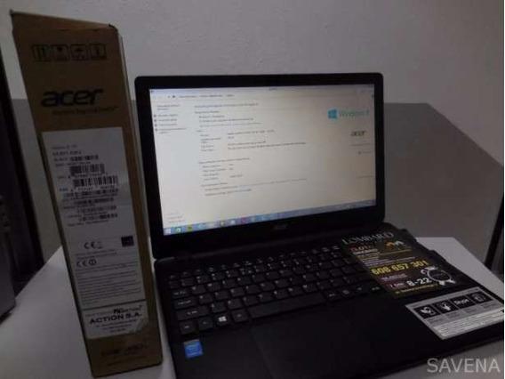 Notebook Acer I3 Novo