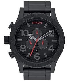 Nixon 51-30 Stamped Mergulho300m Original Completo Impecavel