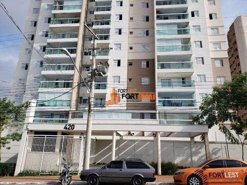 Imagem 1 de 30 de Apartamento Com 2 Dormitórios À Venda, 74 M² Por R$ 695.000,00 - Vila Carrão - São Paulo/sp - Ap0105