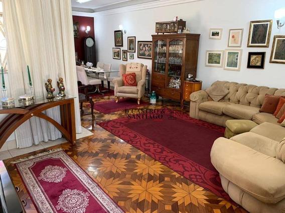 Casa Com 3 Dormitórios À Venda, 150 M² Por R$ 800.000 - Mooca - São Paulo/sp - Ca0120