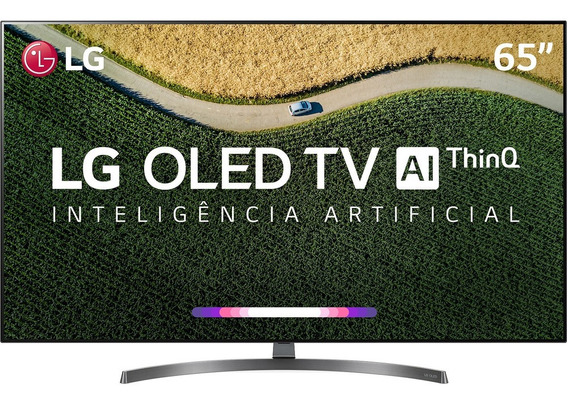 Smart Tv Oled 65 LG Hdr Dolby Vision E Atmos **frete Grátis*