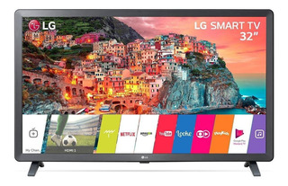 Smart Tv Lg 32 32lk615b Hd Netflix Web Os