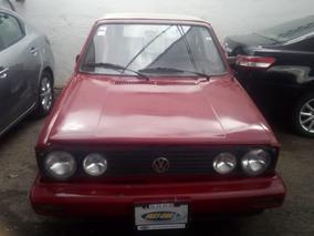 Volkswagen Cabrio 1988