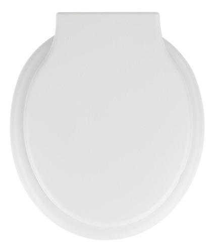 Tapa Water Inodoro Plástica Nueva En Color Blanco. Universal