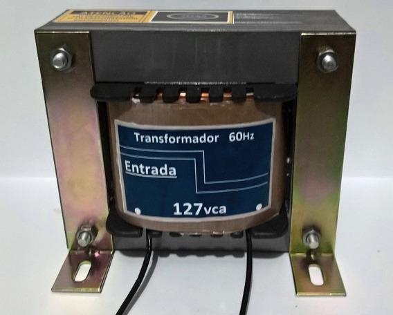 Transformador Trafo Voltagem Saída 18+18v 2a 36w
