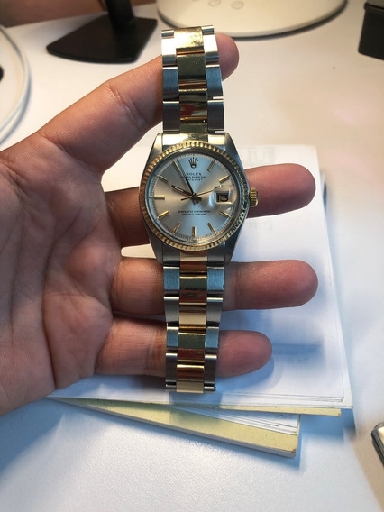 Rolex Oyster Perpetual Datejust Oro