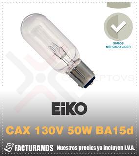 Foco Cax 130v 50w Ba15d Para Proyector - Japon - Facturamos