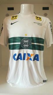 Camisa Futebol Coritiba Nike Preparada Jogo Rafa Marques