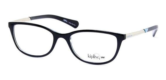 Kipling Kp3094 F900 51 - Preto/azul