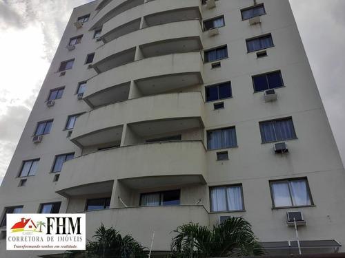 Apartamento Para Venda Em Rio De Janeiro, Campo Grande, 2 Dormitórios, 1 Suíte, 2 Banheiros, 1 Vaga - Fhm2269_2-319436