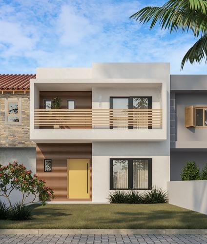 Casa Em Hípica Com 3 Dormitórios - Vz6015