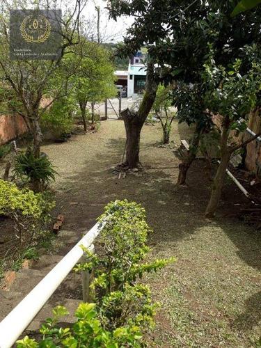 Casa Com 2 Dormitórios À Venda, 60 M² Por R$ 140.000 - Jardim Viamar - Viamão/rs - Ca0631