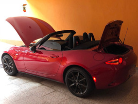 Mazda Mx-5 2017 I-sport Rojo Convertible Factura Original