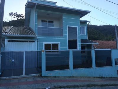 Casa Em Potecas, São José/sc De 180m² 3 Quartos À Venda Por R$ 580.000,00 - Ca187585