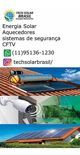 Segurança E Energia Solar