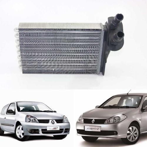 Radiador De Calefaccion Renault Clio 2 Synbol Denso Original