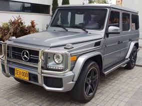 Mercedes Benz G63 Amg V8 Biturbo