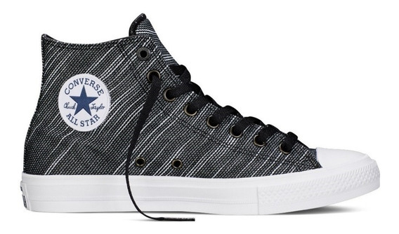 Zapatillas Botitas Converse Ct All Star Hi Ii Unisex -