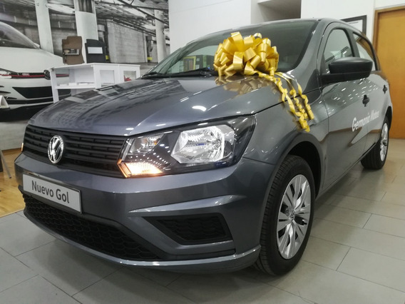 Volkswagen Nuevo Gol Trendline 2021 Nuevo 0 Kms