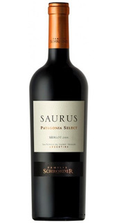 Vino Saurus Select Patagonia Argentina Familia Schroeder