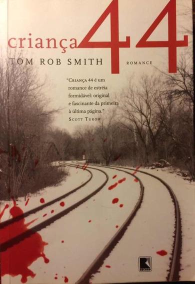 Livro Criança 44 - Tom Rob Smith - Record