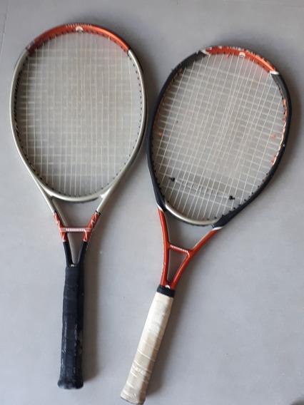 Kit Companion 2 Raquetes De Tênis