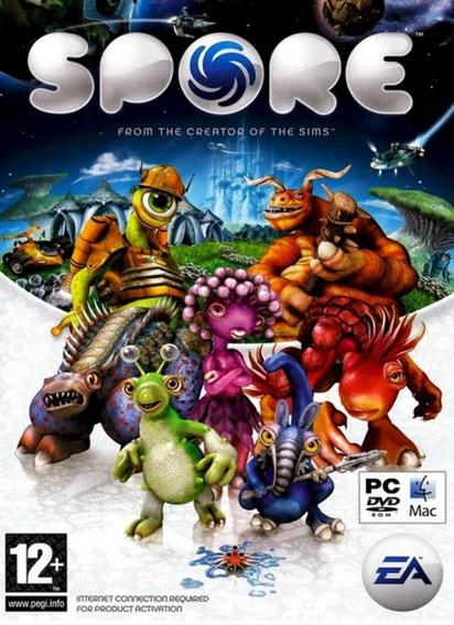 Spore Complete Collection Pc Digital Envio Por Email