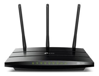 Router Wifi Tplink Archer C7 Potencia Alcance Internet Nnet