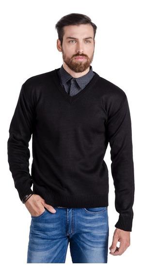 Sweater Cuello V Softman- Kout Hombre