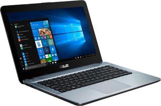 Notebook Asus Amd A6 4gb Ram 500gb Radeon R5 Win10 14´