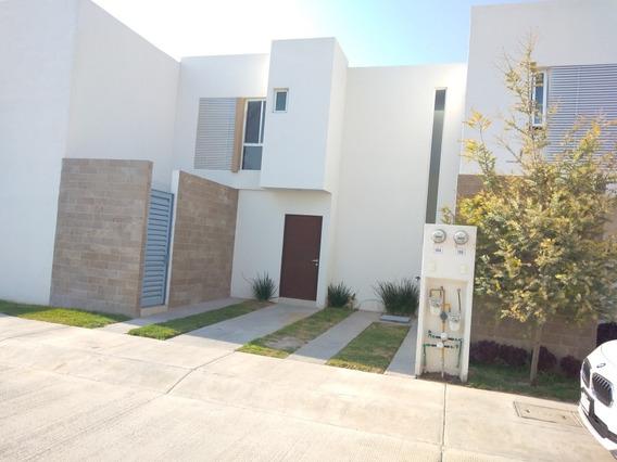 Renta De Casa En Residencial La Cantera, Villa De Pozos