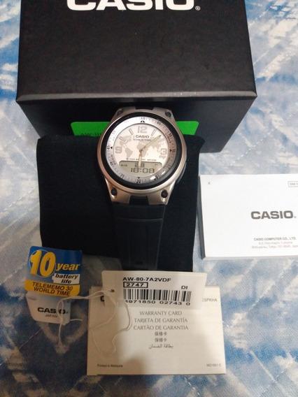 Relógio Casio Aw-80