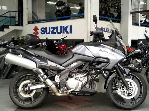 Suzuki Dl 1000 V Strom Touring 2009 Cinza