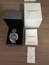 df4bc2213a6 Relógio Masculino Empório Armani Ar 0492 - Relógios De Pulso em Mato ...