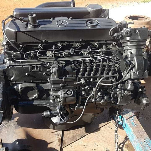 Motor Mb 366 Bomba Grande 1620 1721 Completo