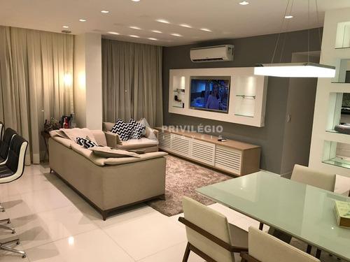 Imagem 1 de 26 de Apartamento À Venda, 3 Quartos, 1 Suíte, 2 Vagas, Recreio Dos Bandeirantes - Rio De Janeiro/rj - 263