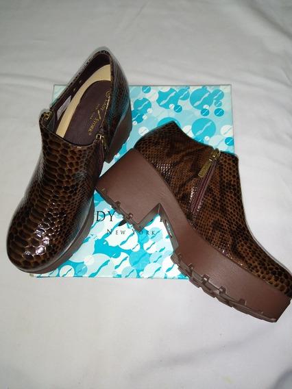Berenice Zapato Mujer Lady Stork