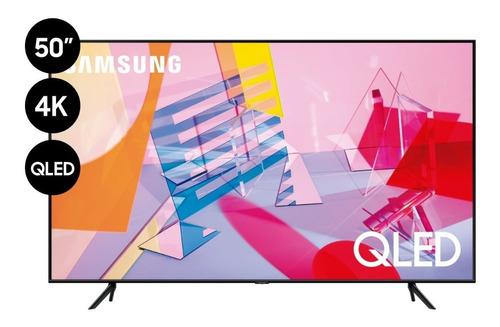 Televisor 50  Samsung Qled Smart Tv 4k (2020) -  Q60t