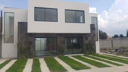 Venta De Casa Residencial En La Magdalena, Tlaxcala
