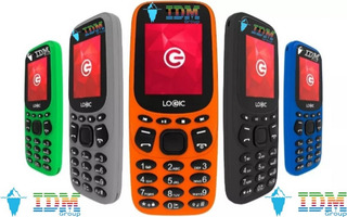 Logic B3s _15 Us_ Telefon Luz Ultravioleta Celular Dual Sim