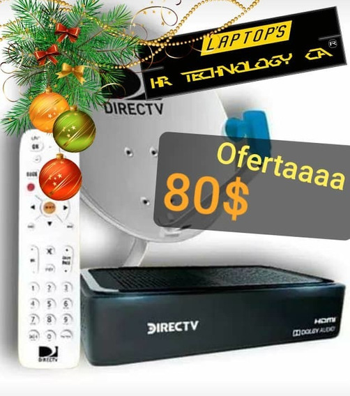 Decodificador Directv Prepago Hd Originales